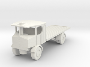 v-87-sentinel-steam-lorry-1 in White Natural Versatile Plastic