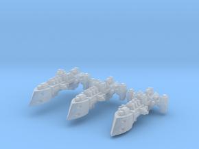 BFG Imperial destroyer Cobra / 3 fleet scale in Smooth Fine Detail Plastic