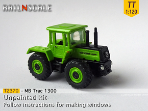 MB Trac 1300 (TT 1:120) in Smooth Fine Detail Plastic