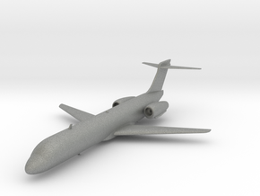 Boeing 717 in Gray Professional Plastic