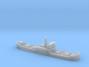 Three island cargo ship 1/1250 in Smooth Fine Detail Plastic
