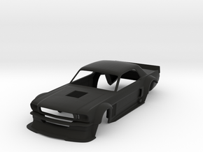 Ken Block Hoonicorn V1 Body in Black Natural Versatile Plastic