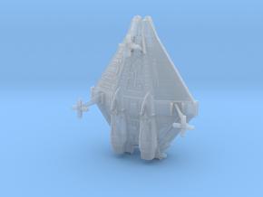 scifi Narciss shuttle lander  in Smooth Fine Detail Plastic: 1:220 - Z