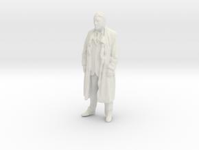 Printle F Gordon Brown - 1/24 - wob in White Natural Versatile Plastic
