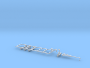 Befort 1/64 scale double header frame in Smoothest Fine Detail Plastic