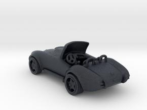 AC Cobra 1:87 HO in Black PA12