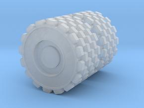 Sheepsfoot Wheels HO in Smooth Fine Detail Plastic