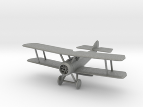 1/144 or 1/100 Sopwith Pup in Gray PA12: 1:100