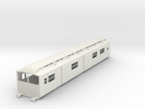 o-43-lyr-electric-baggage-car-3029 in White Natural Versatile Plastic