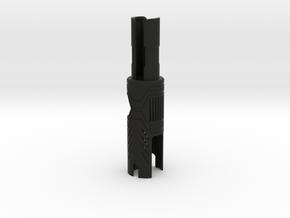 89Sabers Graflex Chassis main in Black Natural Versatile Plastic