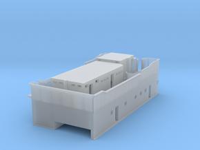 1/350 DKM Graf Zeppelinsuperstructure4 in Smooth Fine Detail Plastic