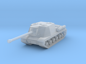 1/285 ISU-122S in Smooth Fine Detail Plastic: Small