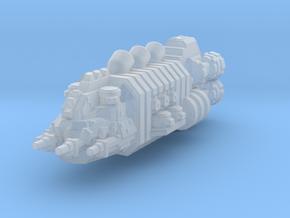 BFG Ork Lite Kroozer fleet scale in Smooth Fine Detail Plastic