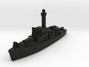 SC-497 Class Submarine Chaser in Black Premium Versatile Plastic