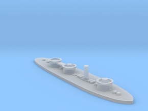1/600 USS Roanoke in Smooth Fine Detail Plastic