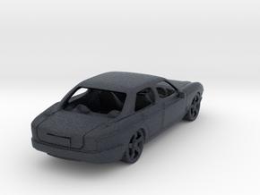 Jaguar XJ6  1:87  HO in Black PA12