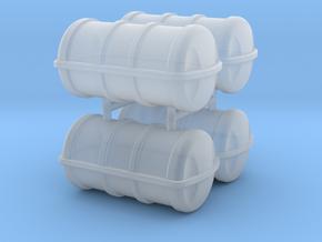 liferaft-viking_s in Smooth Fine Detail Plastic: 1:50