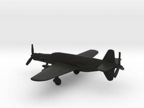 Dornier Do 335 B2 Pfeil in Black Natural Versatile Plastic: 1:200