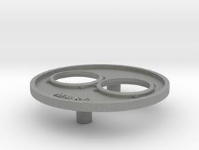 F7-single-headlight-bezel-v3 in Gray PA12
