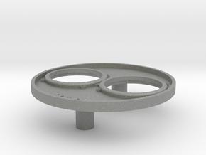 F7-headlight-bezel-v3 in Gray PA12