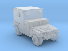 M1097A2 MSE 220 scale in Smooth Fine Detail Plastic