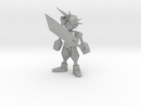Final Fantasy 7 Cloud With Buster in Aluminum: 1:8