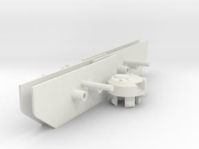 1/100 JN-129 Add-ons in White Natural Versatile Plastic