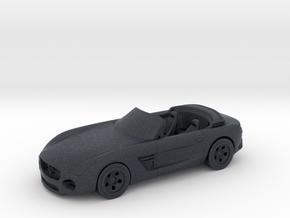 Mercedes AMG   1:87   HO in Black Professional Plastic