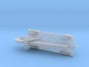 1/120h (TT) scale Shienenwolf in Smooth Fine Detail Plastic
