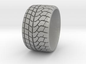 Racing tyre ring in Aluminum: 8 / 56.75