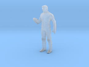 Printle V Homme 1785 - 1/72 - wob in Smooth Fine Detail Plastic