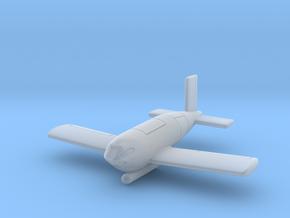 (1:72) Messerschmitt Me P.1103/I in Smooth Fine Detail Plastic