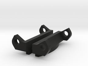 Seiko Band Adapter - SUN065/SUN019/SUN023/SUN021 in Black Natural Versatile Plastic