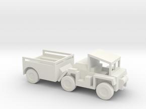 1/100 Scale M561Gama Goat in White Natural Versatile Plastic