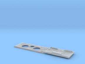 Amaturenbrett Unimog in Smooth Fine Detail Plastic