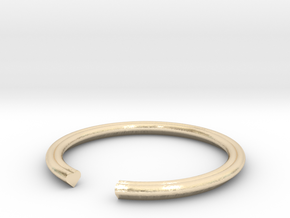 Heart 16.92mm in 14k Gold Plated Brass