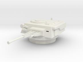 PV94E Humber Mk II Turret (1/48) in White Natural Versatile Plastic