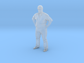 Printle C Homme 2032 - 1/87 - wob in Smooth Fine Detail Plastic