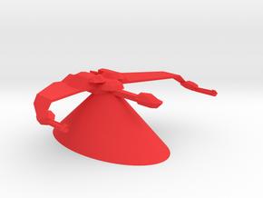 Klingon Empire - B'rel in Red Processed Versatile Plastic
