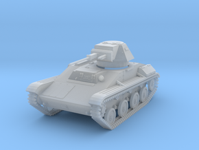 PV196D T-60 Light Tank (1/144) in Smooth Fine Detail Plastic