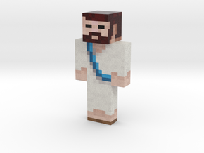dokMixer | Minecraft toy in Natural Full Color Sandstone