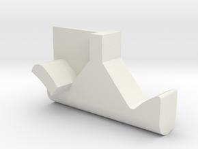 Thrustmaster Warthog - Push Through AB Detent in White Natural Versatile Plastic