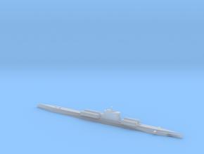 1/1800 ScaleWhiskey 4 Cylinder Waterline in Smooth Fine Detail Plastic