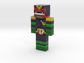 Thorgrin | Minecraft toy in Natural Full Color Sandstone