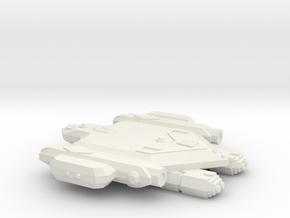 3125 Scale Orion War Destroyer (DW) CVN in White Natural Versatile Plastic
