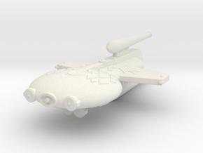 3125 Scale Gorn Heavy Destroyer Scout+ SRZ in White Natural Versatile Plastic