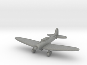 D3A Val Fighter Bomber w/ Bomb (Japan) in Gray Professional Plastic