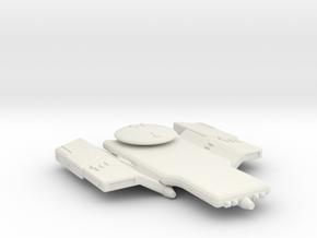 3788 Scale Bolosco Guild Cruiser MGL in White Natural Versatile Plastic