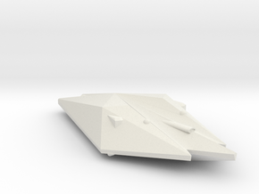 3125 Scale Singer Frigate (FF) MGL in White Natural Versatile Plastic