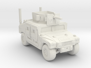 M1114 220 scale in White Natural Versatile Plastic